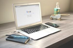 Hur synas på Google