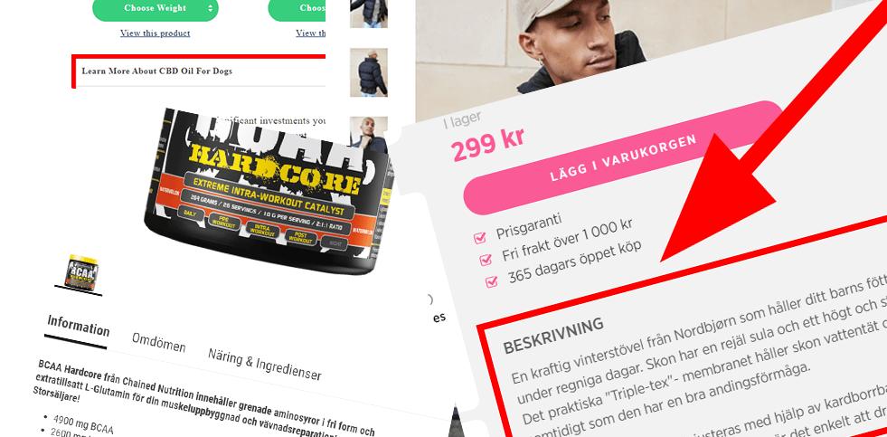 Så skriver du en produktbeskrivning som säljer – 12 tips + exempel